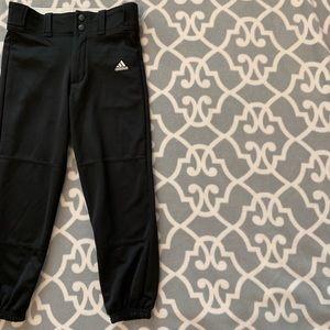 Adidas Girls Softball Pants